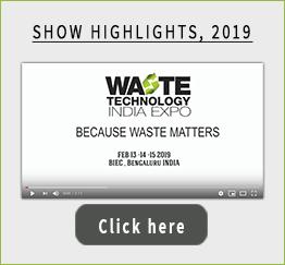 Exhibitor Profile | Waste Technology India Expo 2019